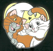 Couples Mystery Pack Aristocats Thomas O'Malley and Duchess Disney Pin 95869