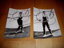 2 Karten s/w von Conny Froebess aus Hula-Hopp,Conny