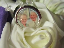 Personalised Photo Bridal Bouquet Memory Charm,