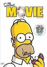 Simpsons Movie 0024543484271 DVD Region 1