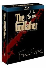 GODFATHER Complete Trilogy Movie Collection Part 1 2 3 Bluray Boxset All Films