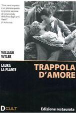 Dvd **TRAPPOLA D'AMORE** Ediz. Restaurata di William Wyler con Laura La Plante