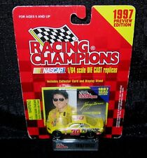 1997 NASCAR Racing Champions Preview Edition JOHNNY BENSON #30 (Factory Sealed)