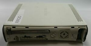 Microsoft Xbox 360 Non HDMI White Console Only #39 - Faulty / Spares / Repairs