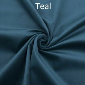 Regents Lux Velvet Fire Retardant Plush Soft Cushion Sofa Upholstery Fabric