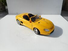 Maisto Ford Mustang Mach lll 1:18 yellow OHNE BOX
