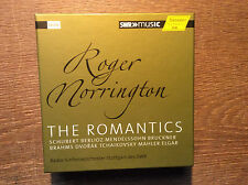 Roger Norrington - The Romantics  [10 CD Box] SWR Schubert Berlioz Bruckner