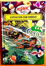 EXPEDITION ZUM URMEER Buch 6 Weltraum Serie Hefte 51 52 56 57 Digedags Hegen DDR