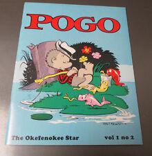 1977 Waly Kelly POGO Okefenokee Star v.1 #2 VF+