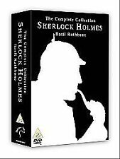 Sherlock Holmes - The Complete Collection (DVD, 2005, 16-Disc Set)