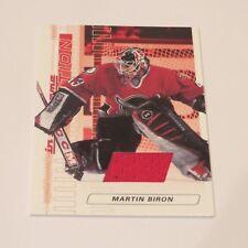 2003-04 ITG Action Jerseys #M-6 Martin Biron