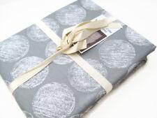 West Elm Gray White Chalk Dot Dottie King Duvet Cover And 2 Standard Shams New