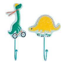 Dino Skate Park Single Hook Kids Childs Bedroom Homewares Gift Novelty