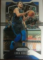2019-20 PANINI PRIZM LUKA DONCIC Base #75 Dallas Mavericks 2nd Year Card SP
