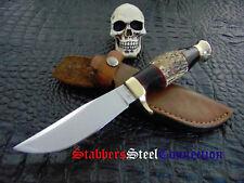 Sheffield England Knife Customized By Larry Steiner Beautiful Piece !!