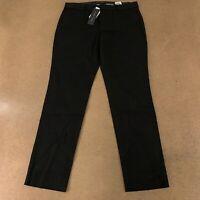 Banana Republic Women's Size 4 Regular Black Skinny Classic-Sloan Pants NWT