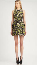 ALEXANDER MCQUEEN McQ Printed Dress - Size 10