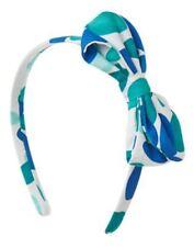 NWT GYMBOREE Seaside Stroll Blue/white Headband Hair Accessorie