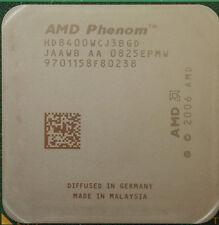 AMD Triple Core CPU Phenom X3 8400 2.1GHz Socket AM2+