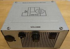 Hybrid MOSFET/Tube Guitar Amplifier