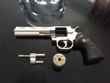 OneSixthKit hot toys pistol Scale Colt Python Magnum Caliber Revolver For Rick