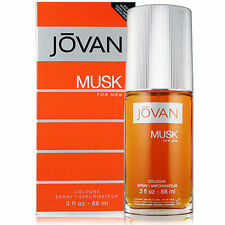 Jovan Musk by Coty 3.0oz/88ml Cologne Spray for Men New in Box