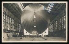 651473)  Zeppelin AK Graf Zeppelin Einbringen in die große Halle