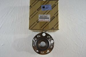 Genuine Lexus GS300/350/430/450h/460 IS250/350 Rear Bearing & Hub 4241030021 OEM
