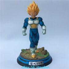 Dragon Ball Z Vegeta Animé Super Saiyan estatuilla GK Resina Regalo Nuevo no MRC