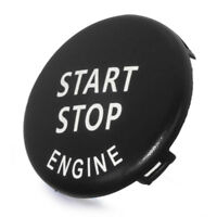 Start Stop Engine Button Switch Black Cover Fit For BMW 3 5 E90 E60 X1 X3 X5 ut