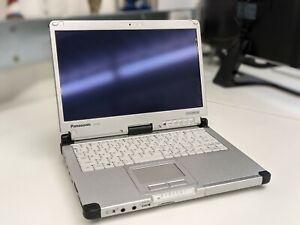 Panasonic Toughbook CF-C2 Military Laptop Touch, i5 4th Gen 4GB 512GB SSD W10Pro