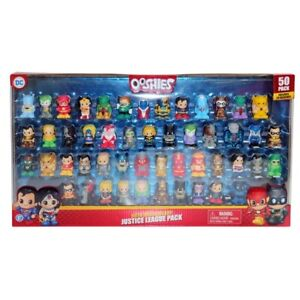DC Justice League Ooshies 60th Anniversary 50 Pack Includes 20 Exclusive Figures