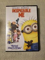 Despicable Me (DVD, 2010) used- STEVE CARELL