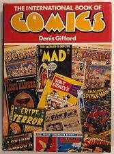 The International Book Of Comics By Dennis Gifford – Hc Dj – Nice