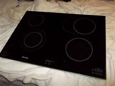 MIELE KM5656 smooth top COOKTOP replacement glass  Used typical condition