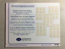 2 X 10cm espacio Letra E-nombre fresco Pegatina de pegatinas de vinilo Laptop Equipaje #18408
