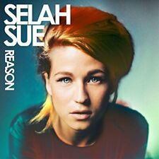 SUE, SELAH-Selah Sue - Reason CD NEW