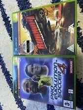 Burnout: Revenge (Microsoft Xbox) + PES 4 Game-Pal-Comp