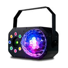 ADJ American DJ Stinger Star LED Moonflower Color Wash Laser Lighting Effects
