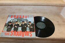 LP / THE SHADOWS / hurrah ! for / COLUMBIA FPX 240 / BIEM