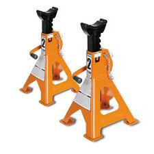 Coppia di Cavalletti per Auto Beta Tools 3010/t2 3010 2 tonnellate da Meccanico