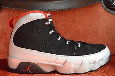 TRIED ON Nike Air Jordan Retro 9 IX Johnny Kilroy Size 13 302370 012 NEW