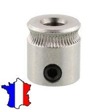 MK7 Pignon d'entrainement axe 5mm pour imprimante 3D - roue dentée 1.75mm gear