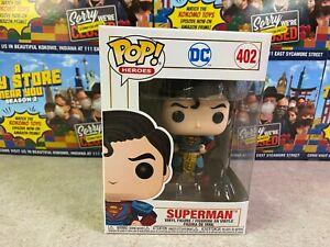 Funko POP! NIB DC Comics Imperial Super Heroes SUPERMAN #402