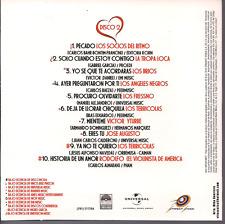 RARE CD balada 70s 80's YO SE QUE TE ACORDARAS Victor Yturbe MIENTEME Terricolas