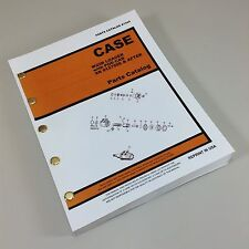 J I CASE W20B LOADER WITH POD CAB SN 9127506 & UP PARTS CATALOG MANUAL A1344