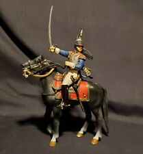 Mounted Napoleonic Cuirassier by Papo