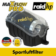 raid hp Sportluftfilter MAXFLOW PRO mit §19.3 VW Passat 7 B7 + CC 1.6 TDI 77KW