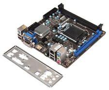 MSI H61I-E35-V2/W8 Mini-ITX Motherboard LGA 1155 Intel H61,DDR3, HDMI, DVI,VGA