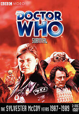 Doctor Who - Survival (Dvd, 2007, 2-Disc Set)